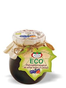 The blueberry and sea-buckthorn Eco confiture 320g