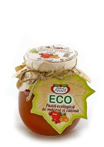Rosehip and sea-buckthorn Eco confiture 320g