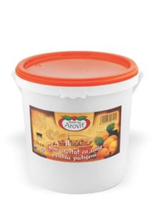 Assorted apricot jam 5Kg